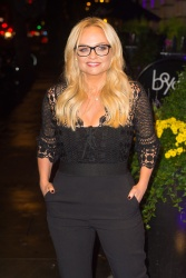 Emma Bunton - Specsavers' Spectacle Wearer of the Year Awards @ 8 Northumberland Avenue in London - 10/06/15