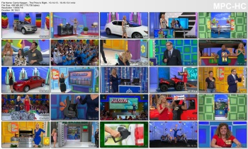 Carrie Keagan - The Price Is Right - 10-14-13 - 10-18-13