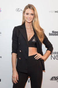 Kate Bock - VIBES By SI Swimsuit 2017 Launch Festival in Houston - February 18th 2017
