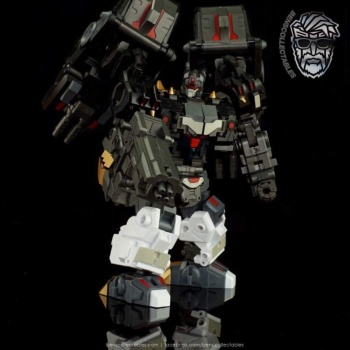 [FansProject] Produit Tiers - Jouet Saurus Ryu-oh aka Dinoking (Victory) | Monstructor (USA) YZMVdCR6
