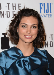 Morena Baccarin - 'To The Wonder' premiere in West Hollywood 4/9/13