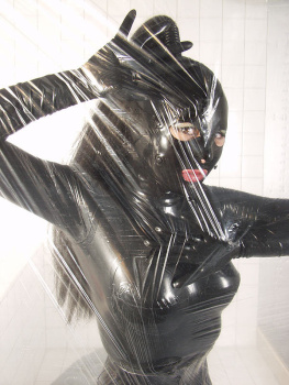 Leather and rubber Fetish