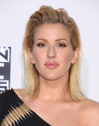 Ellie Goulding - 2015 American Music Awards @ Microsoft Theater in Los Angeles - 11/22/15