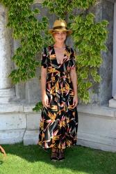 Valeria Bilello - 72nd Venice Film Festival Day One Arrivals in Venice - 09/02/15