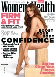 Sofia Vergara - Women's Health Australia September 2017
