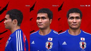 Download Yasuyuki Konno Face by A.Mussoullini