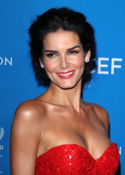 Angie Harmon - 6th Biennial UNICEF Ball @ the Beverly Wilshire Four Seasons Hotel in Beverly Hills - 01/12/16