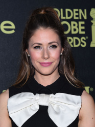 Amanda Crew - HFPA & InStyle Celebrate The 2016 Golden Globe Award Season @ Ysabel in West Hollywood - 11/17/15