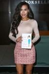 Naya Rivera Signing for her book 22