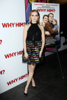 Zoey Deutch - 'Why Him?' screening in NYC 12/11/16