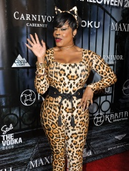 Niecy Nash - MAXIM Magazine's Official Halloween Party in Beverly Hills - 10/24/15