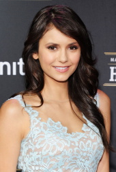 Nina Dobrev - 2nd Annual NFL Honors in New Orleans 2/2/13