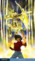Sagittarius Seiya New Gold Cloth from Saint Seiya Omega ZlxaTcIT