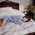 Martina McBride - Then and Now Posing on Beds