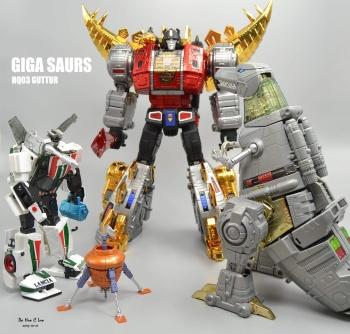 [GigaPower] Produit Tiers - Jouets HQ-01 Superator + HQ-02 Grassor + HQ-03 Guttur + HQ-04 Graviter + HQ-05 Gaudenter - aka Dinobots - Page 3 AXXde0g9