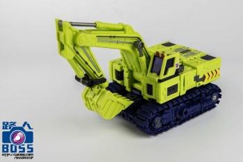 [Toyworld] Produit Tiers - Jouet TW-C Constructor aka Devastator/Dévastateur (Version vert G1 et jaune G2) - Page 3 EQSqL9vp