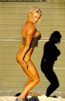 xxx female muscle
