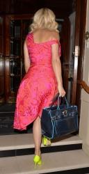 Rita Ora Leaving Riverside Studios In London 10-05-2014
