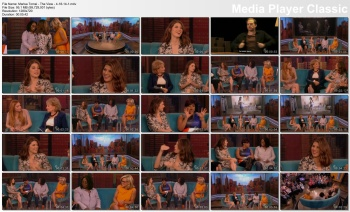 Marisa Tomei - The View - 4-18-14