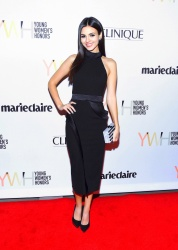 Victoria Justice - Marie Claire Young Women's Honors - 11/19/16