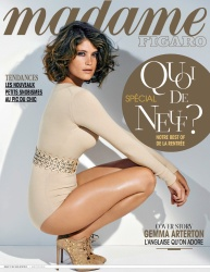 Gemma Arterton - Madame Figaro France - August 2014