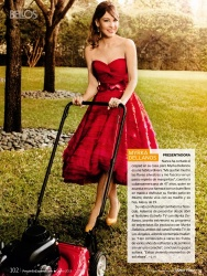 Myrka Dellanos x1 People en Espanol (US) June, 2013