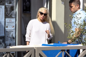 Lady Gaga - Spotted in Los Angeles - February 25th 2017