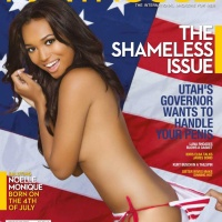 Penthouse USA – July-August 2016