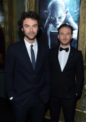 Aidan Turner - 'The Hobbit An Unexpected Journey' New York Premiere, December 6, 2012 - 50xHQ P9MHz6Hu