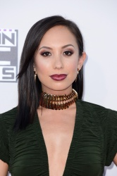 Cheryl Burke - 2015 American Music Awards @ Microsoft Theater in Los Angeles - 11/22/15