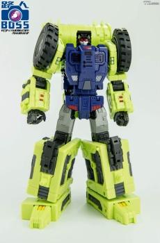 [Toyworld] Produit Tiers - Jouet TW-C Constructor aka Devastator/Dévastateur (Version vert G1 et jaune G2) - Page 4 FzxjgdvG