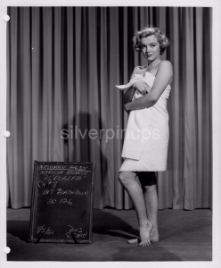 Marilyn Monroe - Love Nest Costume Test Photoshoot - April 5, 1951