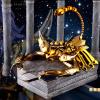 [Imagens] Saint Cloth Myth Ex - Milo de Escorpião. AareJUa1