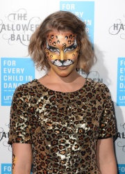 Arizona Muse - 2015 UNICEF Halloween Ball @ One Mayfair in London - 10/29/15
