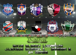 Download Wave Glossy Logopack J. League Division 1 and 2