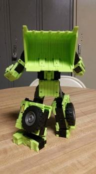 [Toyworld] Produit Tiers - Jouet TW-C Constructor aka Devastator/Dévastateur (Version vert G1 et jaune G2) - Page 5 VCojt1Rv