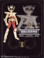 Pegasus Seiya New Bronze Cloth ~ Power of Gold AdigVsRx