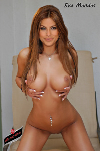 aallOKnL Eva Mendes Nude Fake and Sex Picture