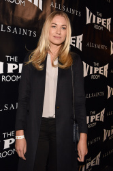 Yvonne Strahovski - Viper Room Re-Launch Party @ The Viper Room in West Hollywood - 11/17/15