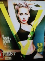 Miley Cyrus - V Magazine May 2013