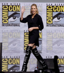 Charlize Theron -                Entertainment Weekly's Women Who Kick *** Panel Comic-Con International San Diego Comic-Con San Diego July 22nd 2017.