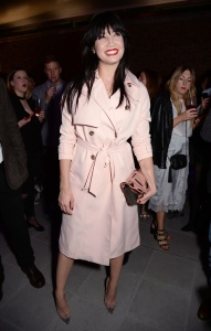 Daisy Lowe - London Fashion Week AW17 Fashion Film event, Serpentine Galleries, London, UK - February 17th 2017