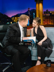 Anna Kendrick - The Late Late Show with James Corden: November 21st 2016