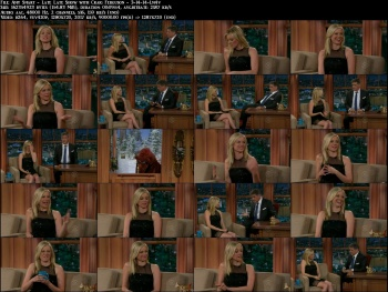 Amy Smart - Late Late Show with Craig Ferguson - 3-14-14