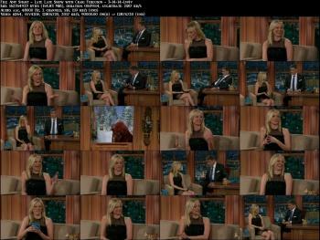 Amy Smart - Late Late Show with Craig Ferguson - 3-14-14
