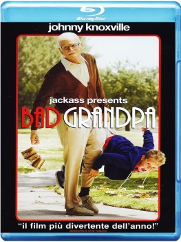 Jackass presenta: Nonno cattivo (2013) Full Blu-Ray 42Gb AVC ITA DD 5.1 ENG DTS-HD MA 5.1 MULTI