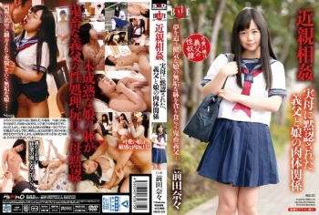 HBAD-333 - Maeda Nana - Incest. The Sexual Relations Of A Daughter And Her Stepfather Silently Approved By Her Own Mother. Nana Maeda