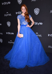 Barbara Meier - 2016 InStyle & Warner Bros. 73rd Annual Golden Globe Awards Post-Party @ the Beverly Hilton Hotel in Beverly Hills - 01/10/16