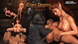 Elven Desires: Undercover