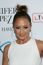 Leah Remini - JENNIFER LOPEZ: ALL I HAVE Residency Show Opening Night @ Planet Hollwood Resort & Casino in Las Vegas - 01/20/16
